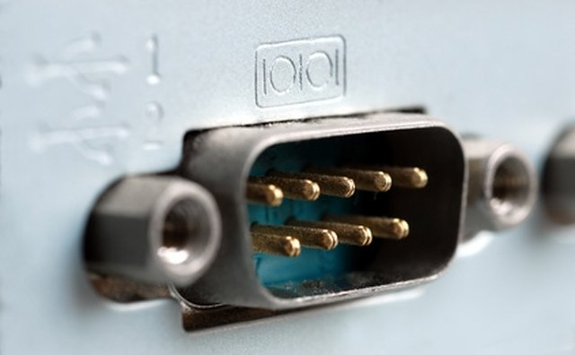 A serial port can be on board a motherboard or on a PCI or ISA expansion card.