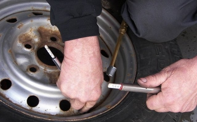 Always have a certified mechanic check your tires.