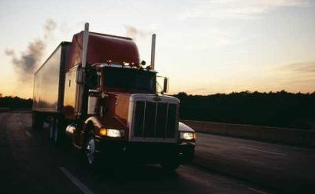Keep your truck running with systematic engine inspection.