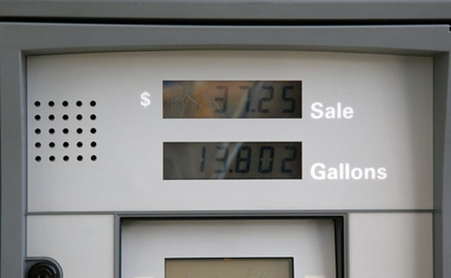 Keep your gas tank as full as possible.