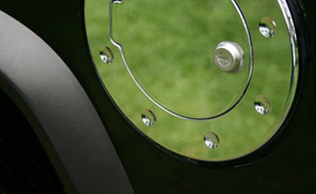 Inspect your gas cap for wear, damage or a bad fit.