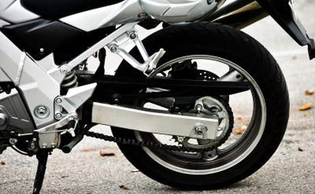 Motorcycle rear tire