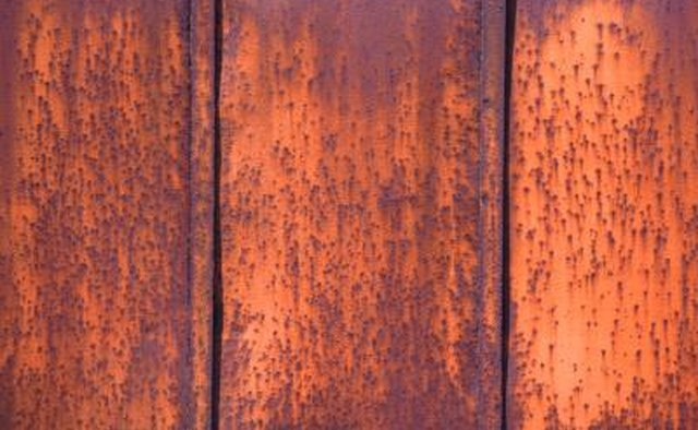 Rust can destroy the metal in the radiator, causing a crack.