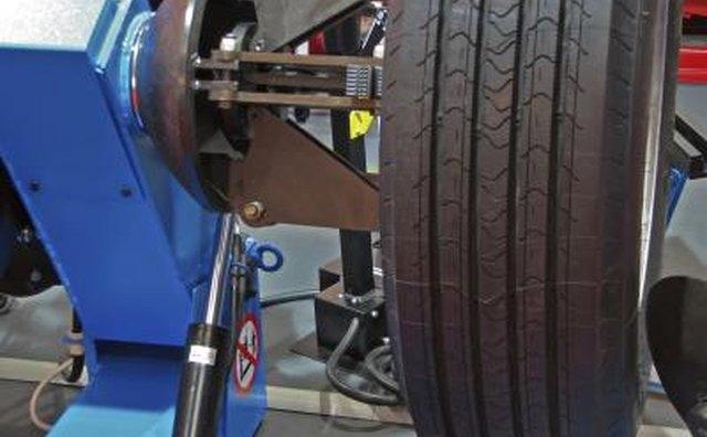 Signs & Symptoms of a Slipped Radial Tire Belt | It Still Runs