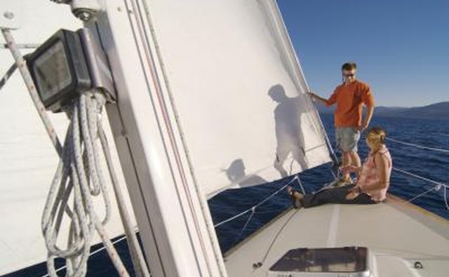 All boat operators must be properly trained and competent.