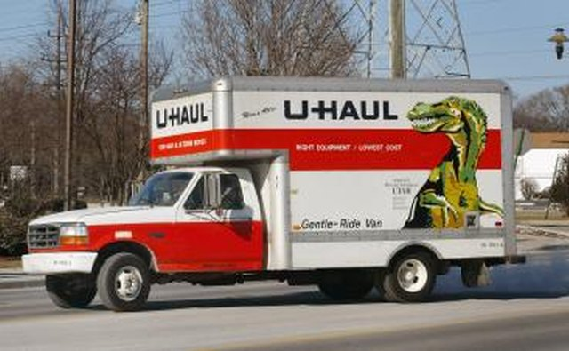 U Haul Moving Truck >> The Average Cost Of A U Haul Moving Truck It Still Runs