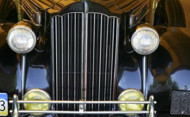 Hydraulic vehicle braking systems came in to prominence among automobile manufacturers during the 1930's.