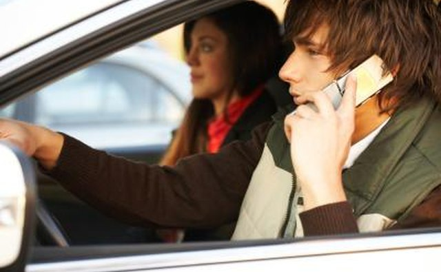 Once you're stopped for an expired tag, other fines follow, such as cell phone use fines.