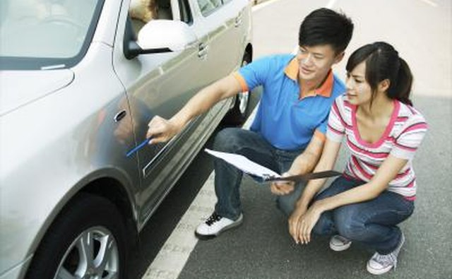 Fully inspect the vehicle no matter how old it is when considering a purchase.