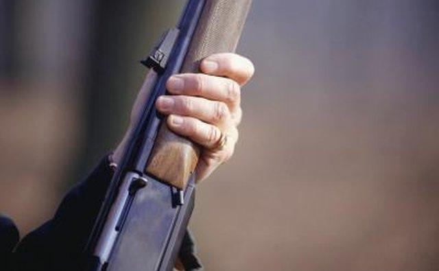 Shotgun closeup