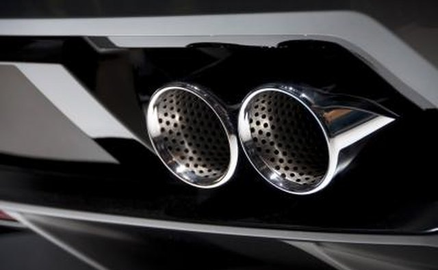 Catalytic converters use platinum metals to clean emissions.