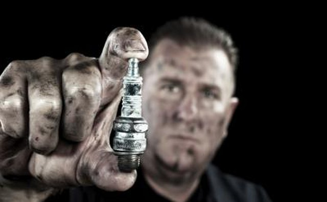 Flooding your engine can damage spark plugs