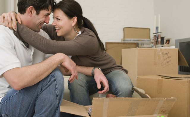 Ease into this new relationship phase with your own space.