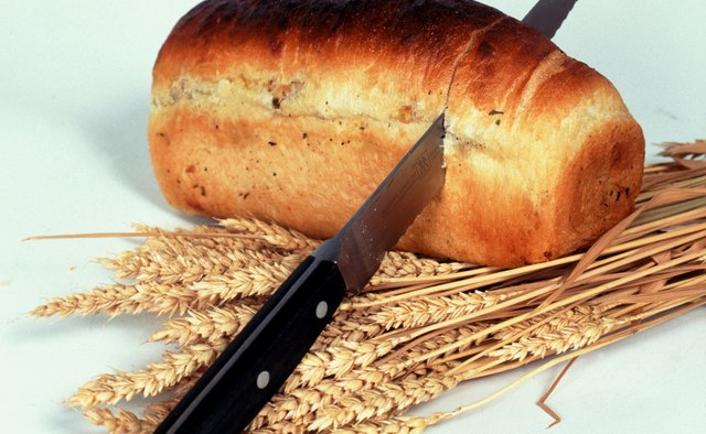 The Maillard reaction causes browning and flavor development in all types of food, not just bread.