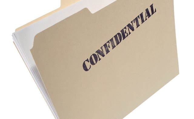 There are few confidentiality exceptions in marriage counseling.