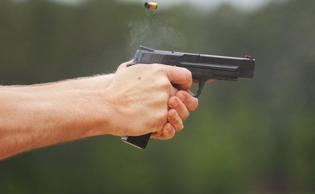 Gun control is a controversial matter.