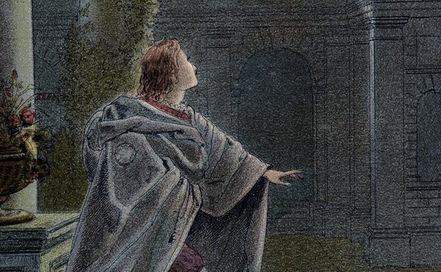 Celestial bodies emitting light are common symbols of love in Shakespeare's