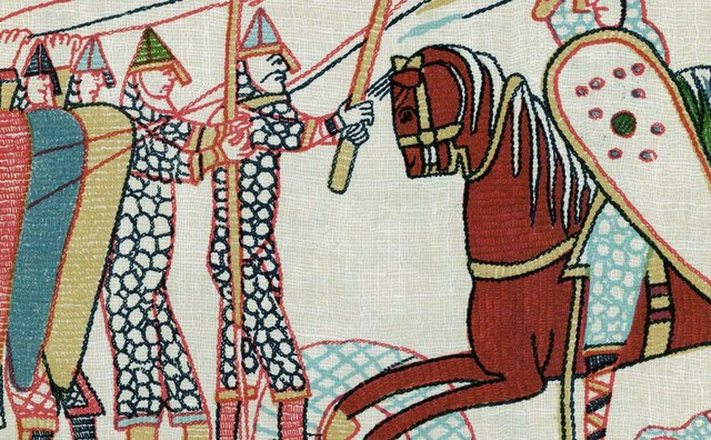 The life of an Anglo-Saxon warrior whose lord was dead was both lonely and difficult.