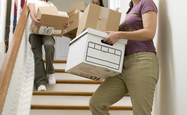 Helping your friends move can demonstrate altruism.