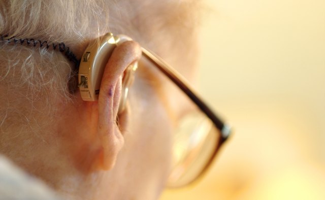 Hearing-impaired listeners may find podcasts useless.