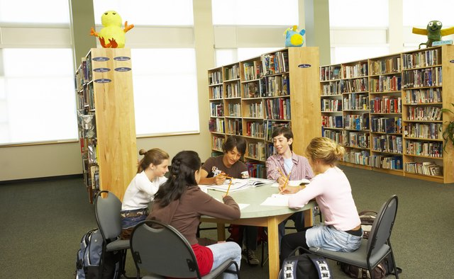 Friends with common interests and goals can positively influence a teen.