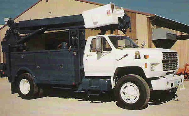 Boom trucks come in various sizes and can be built to the specifications of buyers.