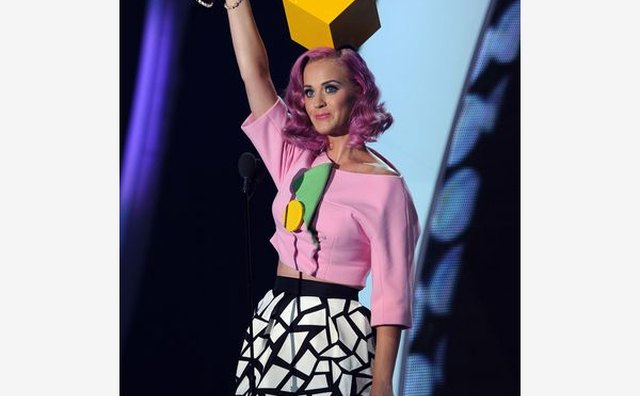 "Katy Perry had her breakout hit with the controversially themed ""I Kissed a Girl."""