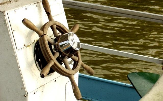 Pontoon wheel