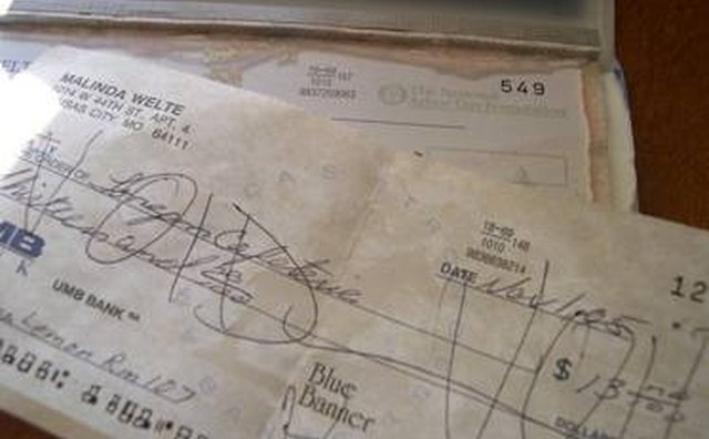 Writing checks by hand is a thing of the past