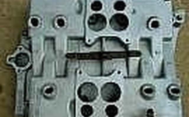 Intake carb surface