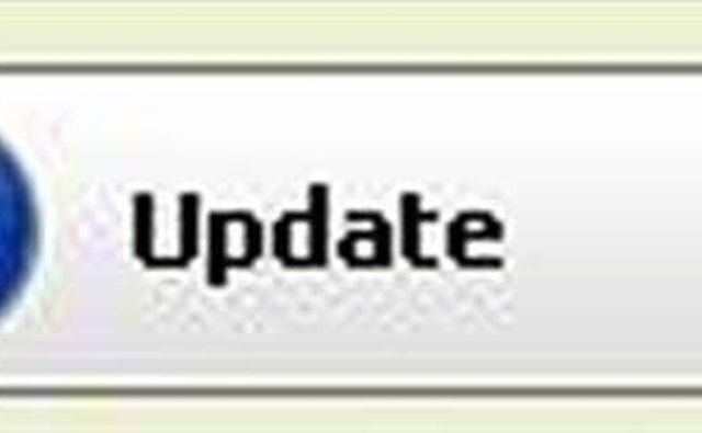 The update button.