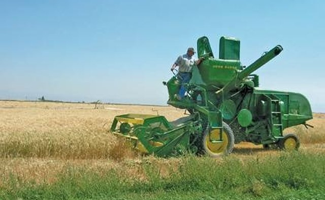 a history and overview of deere co a farm equipment company History standards historical timeline — farm machinery & technology  after several slow years, the sale of farm equipment rebounds more farmers begin to use .