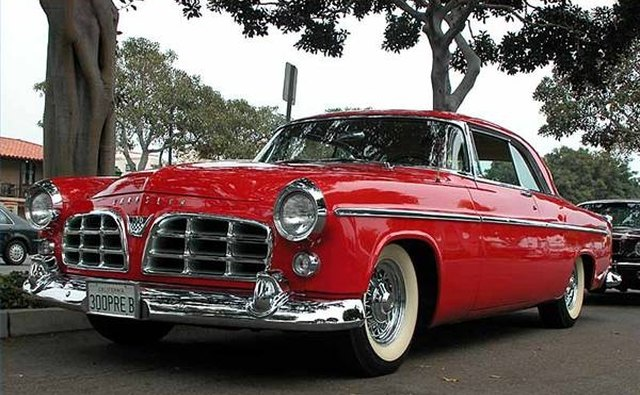 The 1955 Chrysler C-300 exemplifies Virgil Exner's