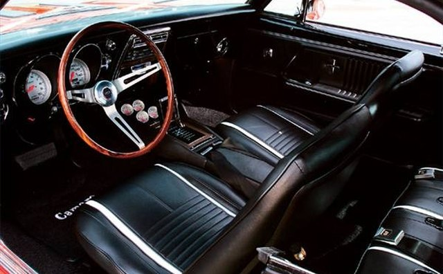 George Angersbach's interior.