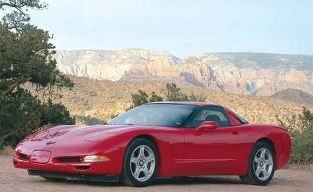 The 1997 Corvette remains a favorite among racing enthusiasts.