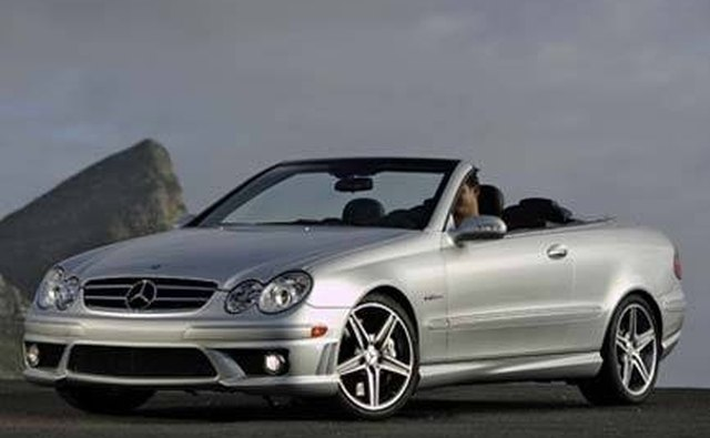The CLK-Class is popular for its relatively affordable price.