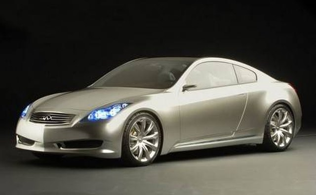 The Infiniti G35 came along to rescue the Infiniti from financial trouble.