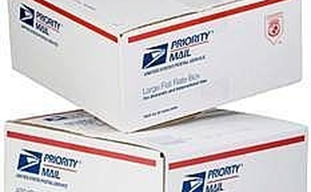 USPS Provides Free Priority Mail Flat Rate Boxes