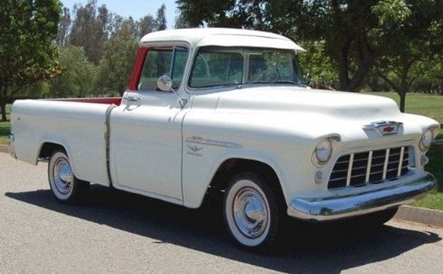 The Chevrolet Cameo Carrier revolutionized how pickup trucks were styled with the Fleetside