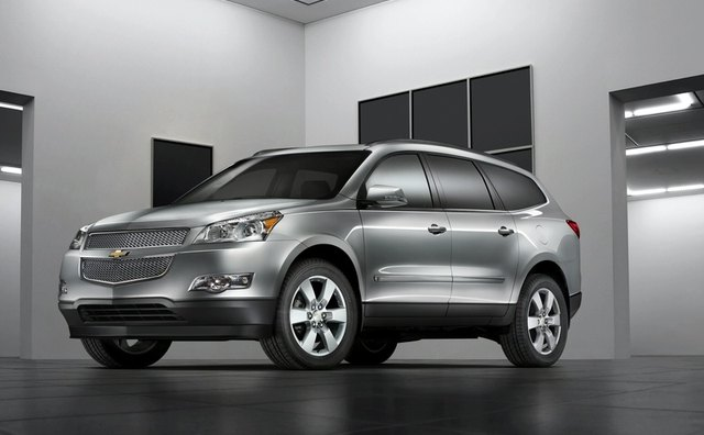 The 2009 Traverse Crossover