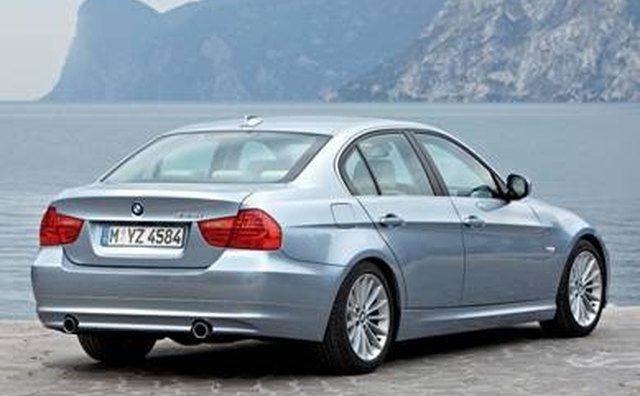 The 3 Series is BMW's best-selling model.
