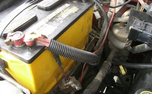 Corroded or loose battery cables can interfere with your starting system.