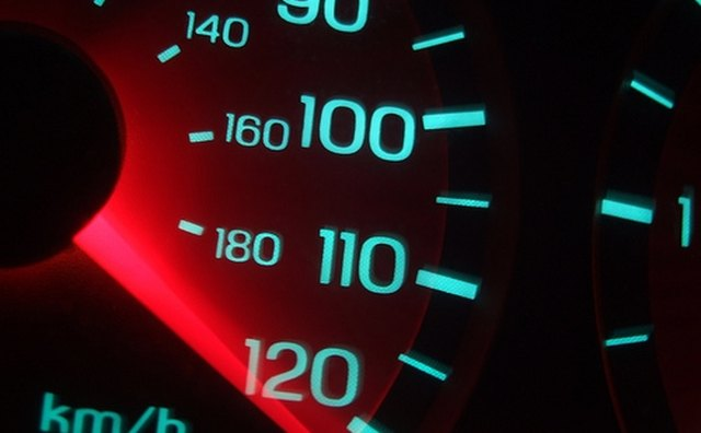 Electric cars reach top speeds of between 60 and 100 mph.