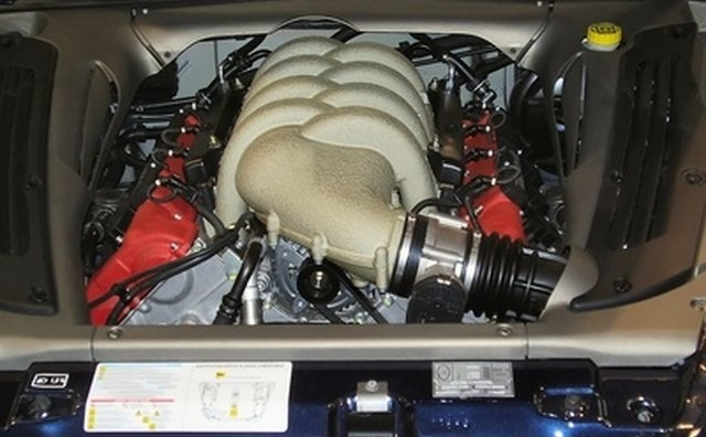 High-performance engines usually have higher compression ratios.