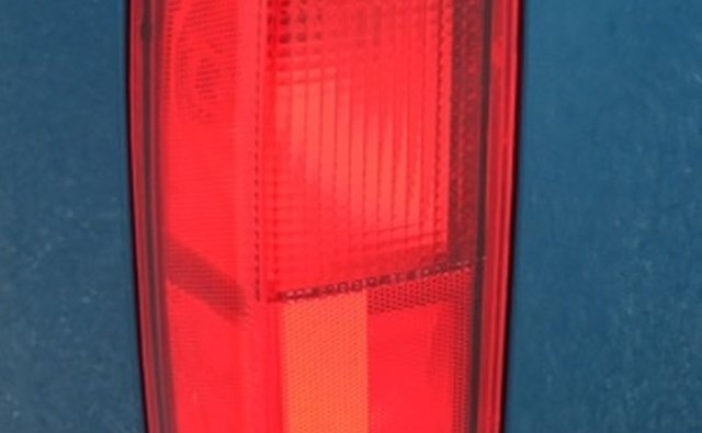 Tail lights are one of the modifications required for