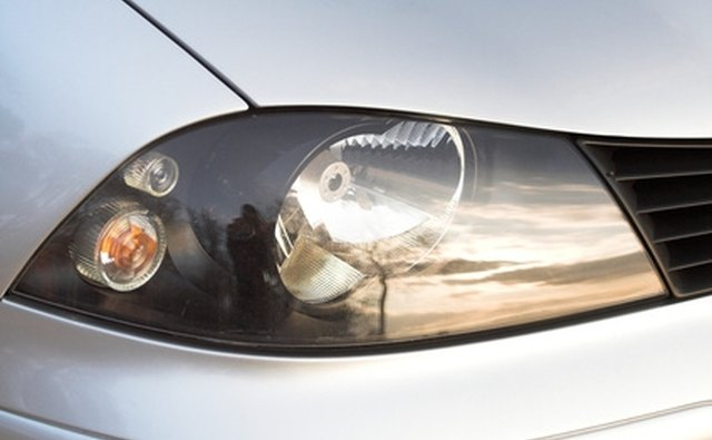 Cloudy headlights increase glare for oncoming drivers.