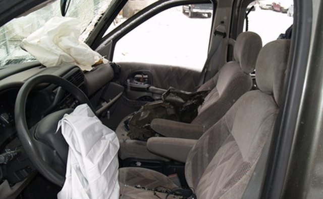 Life-saving air bags do well in the seller's market.