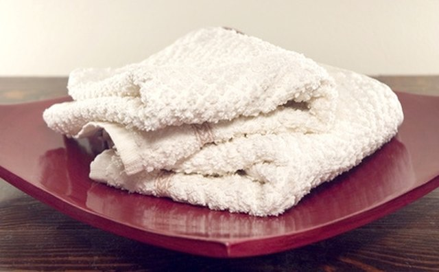 use white towels for stain removal so you can see when the stain is