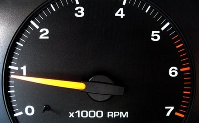 Your RPM gauge is the best way to know if downshifting is safe.