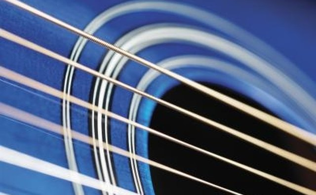 Stevens associates the blue guitar with the imagination with lines like